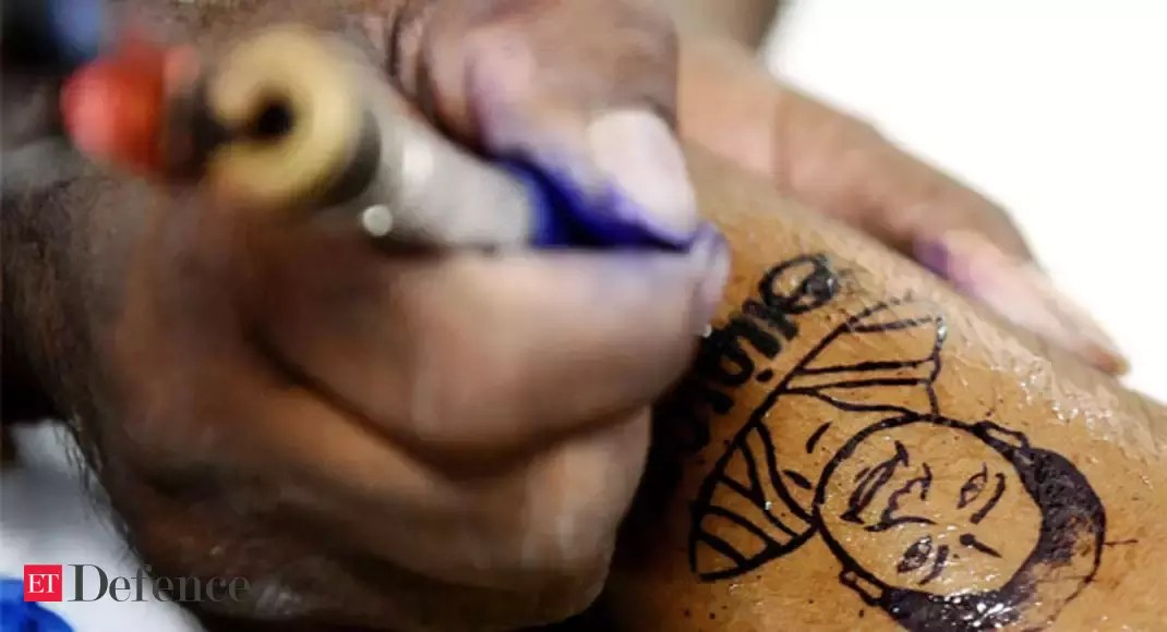 Delhi High Court May Lose Air Force Job If Tattoo Ideas And Designs