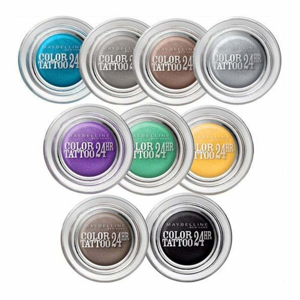 Maybelline Eye Studio Color Tattoo 24 Hour Cream Eyeshadow Ideas And Designs
