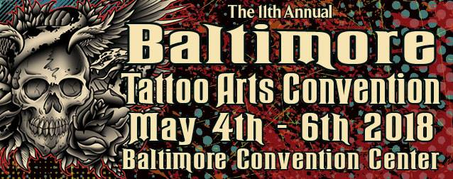 Baltimore Tattoo Arts Convention Baltimore Md May 4 Ideas And Designs