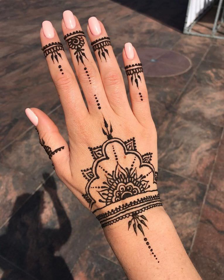 150 Gorgeous Designs That Show How Good A Henna Tattoo Can Get Ideas And Designs Original 1024 x 768