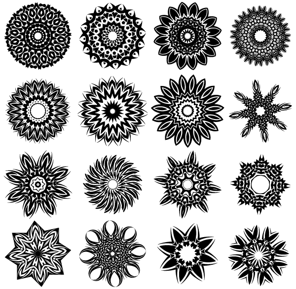Free Free Tribal Flower Tattoo Designs Psd Files Vectors Ideas And Designs