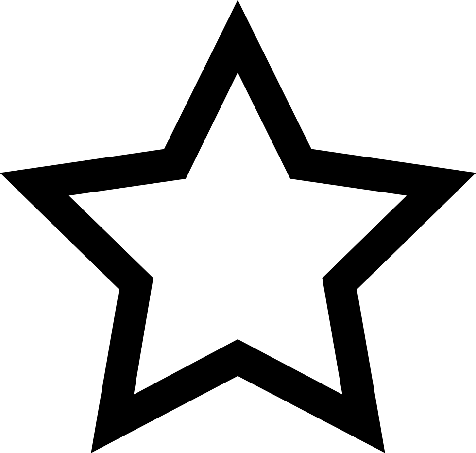 Five Pointed Star Svg Png Icon Free Download 285134 Ideas And Designs