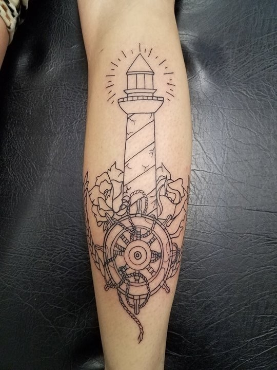 Olio Outline Tattoo By George From Above All Tattoos Ideas And Designs