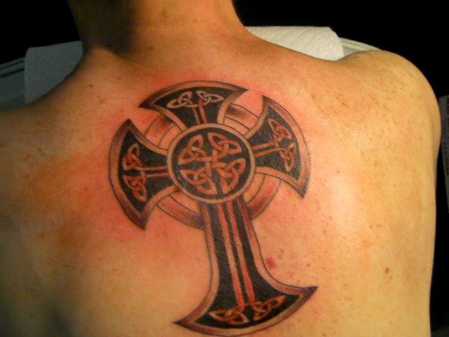 Celtic Cross At Aces And Eights Tattoos Aces And Eights Ideas And Designs
