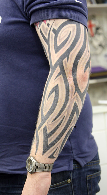 Tribal Shaded 02 Tattoo Www Facebook Com Ideas And Designs