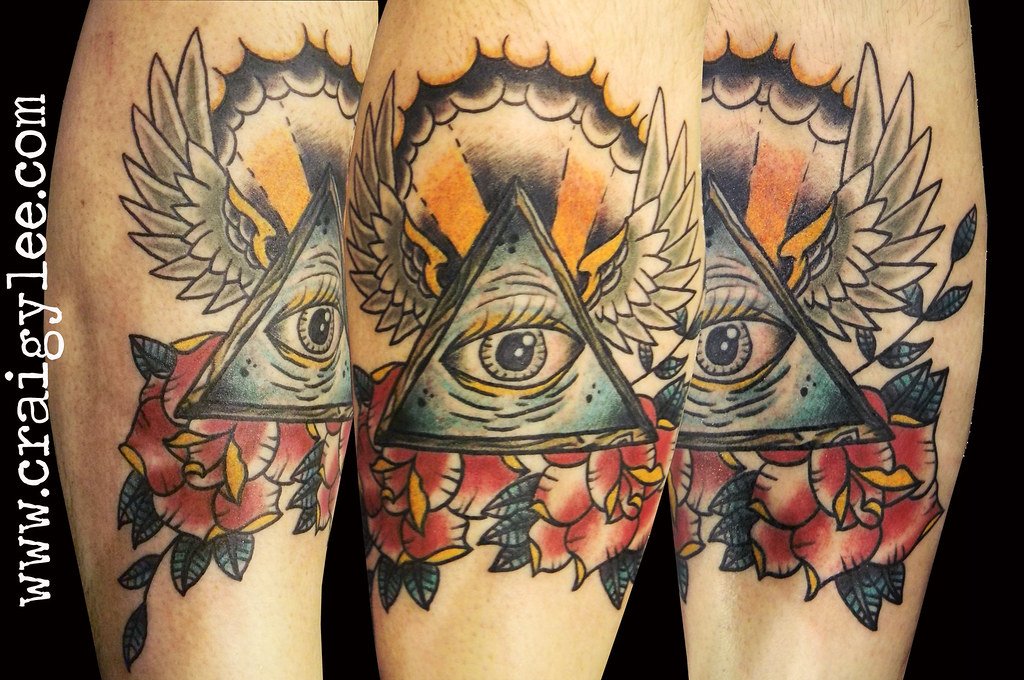 Third Eye Old School Tattoo Iknowcraig Hotmail Com Www Ideas And Designs
