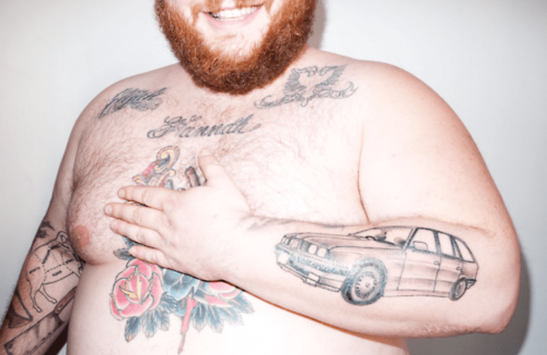 Action Bronson S Bmw E36 Estate Tattoo Is Pretty Epic Ideas And Designs