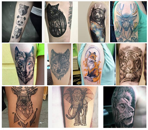 30 Best Ever Animal Tattoo Designs Their Meanings Ideas And Designs