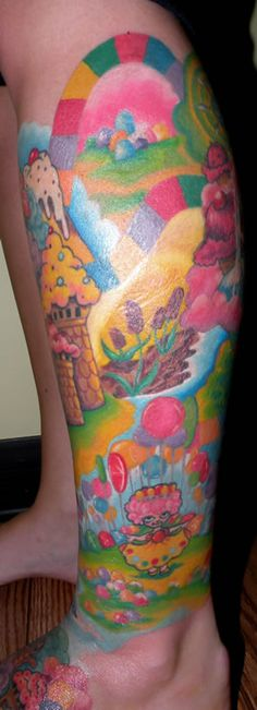 Candy Tattoo Designs Candy Tattoo Meanings And Ideas Candy Ideas And Designs