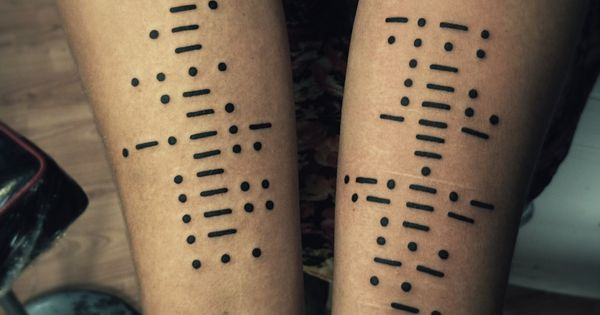 Binary Code Tattoos Google Search Plannin Ahead Ideas And Designs