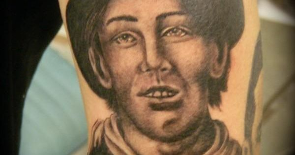 Billy The Kid Tattoo Billy The Kid And Lincoln Nm Ideas And Designs