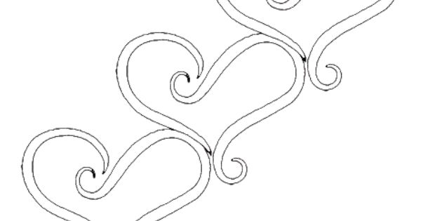 Triple Heart Tattoo Tattoos Pinterest Of Girls And 3 Ideas And Designs