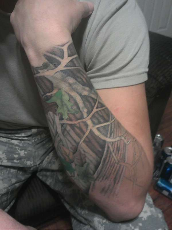 25 Best Ideas About Deer Hunting Tattoos On Pinterest Ideas And Designs