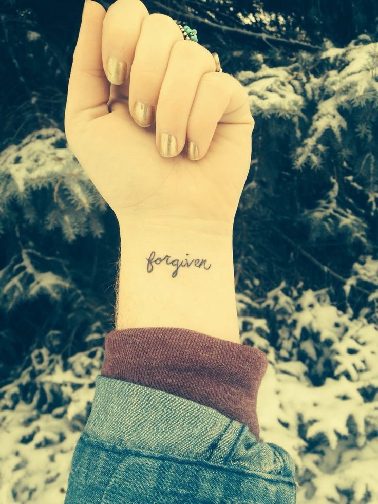 25 Best Ideas About Christian Tattoos Small On Pinterest Ideas And Designs