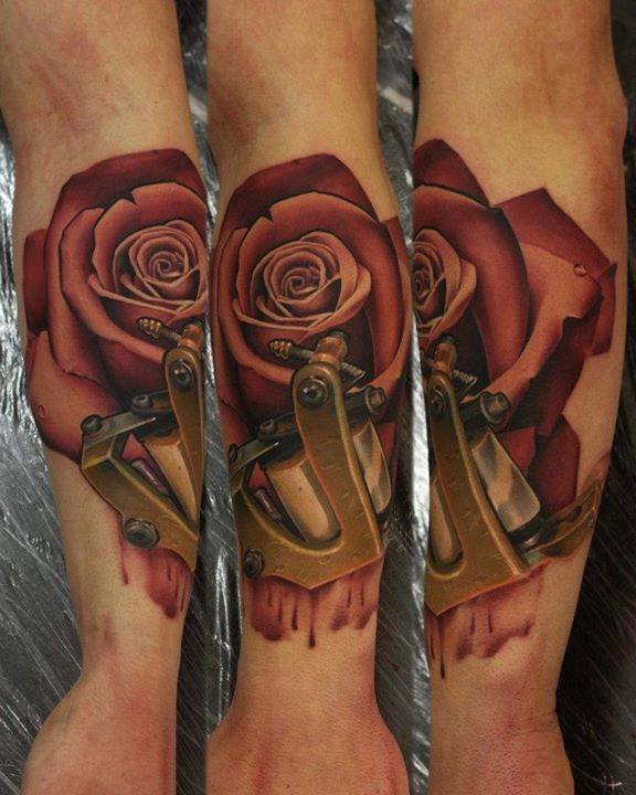 1000 Images About 3D Tattoos On Pinterest Rhino Tattoo Ideas And Designs
