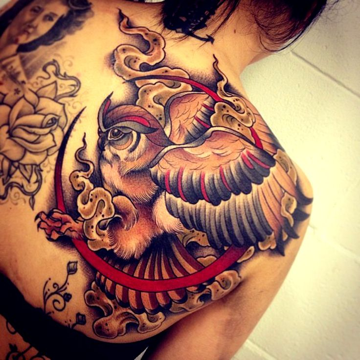 215 Best Images About Back Piece Tattoos On Pinterest Ideas And Designs