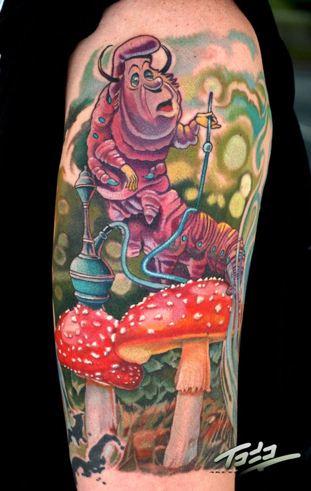 17 Best Images About Alice In Wonderland Tattoos On Ideas And Designs