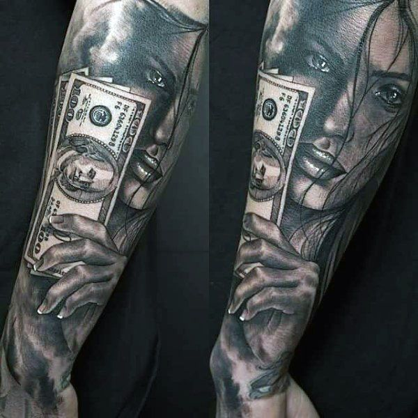 Best 20 Money Sign Tattoo Ideas On Pinterest Ideas And Designs