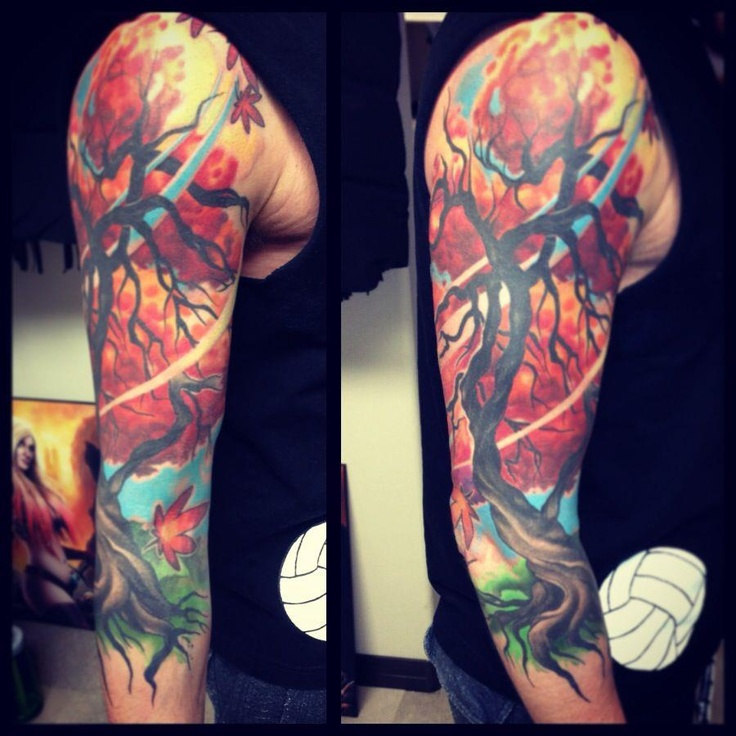 1000 Images About Tattoos On Pinterest Autumn Leaves Ideas And Designs