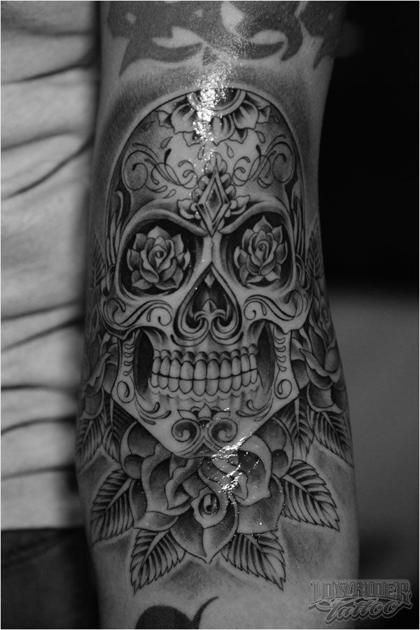 143 Best Images About Sugar Skull Tattoos Designs On Ideas And Designs