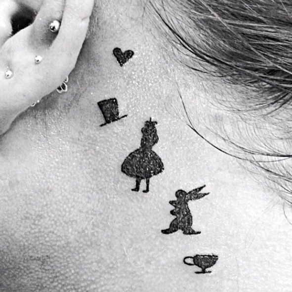 208 Best Images About Tattoos On Pinterest Fonts Owl Ideas And Designs