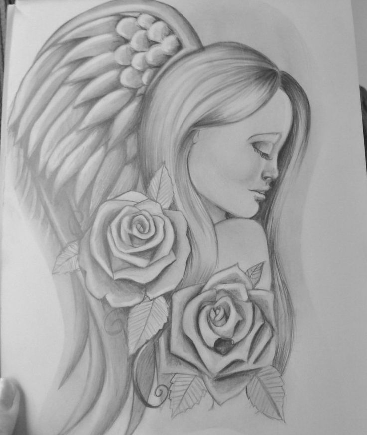 20 Best Images About Angel Tattoos On Pinterest New Ideas And Designs