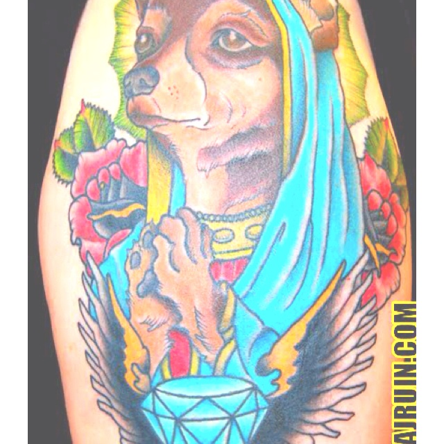 124 Best Guadalupe Tattoos Images On Pinterest Ideas And Designs