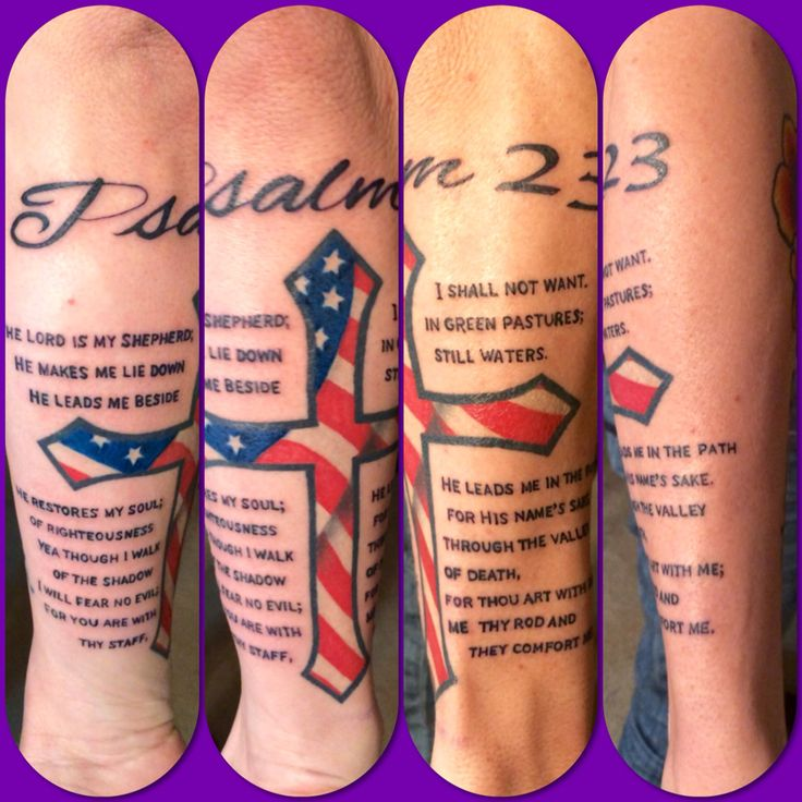 25 Best Ideas About Psalm 23 Tattoo On Pinterest Verse Ideas And Designs