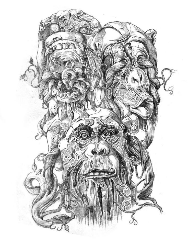 17 Best Images About Wise Monkeys On Pinterest T Shirts Ideas And Designs