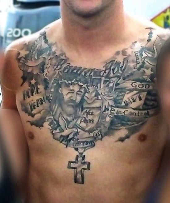 1000 Images About Religious Jesus Tattoo Designs On Ideas And Designs