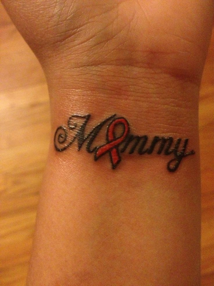 25 Best Cancer Memorial Tattoos Ideas On Pinterest Ideas And Designs
