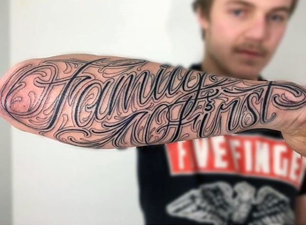 25 Best Ideas About Family First Tattoo On Pinterest Ideas And Designs