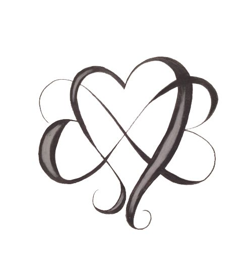 25 Best Ideas About 3 Hearts Tattoo On Pinterest Heart Ideas And Designs