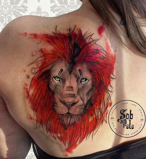 17 Best Ideas About Leo Lion Tattoos On Pinterest Lion Ideas And Designs