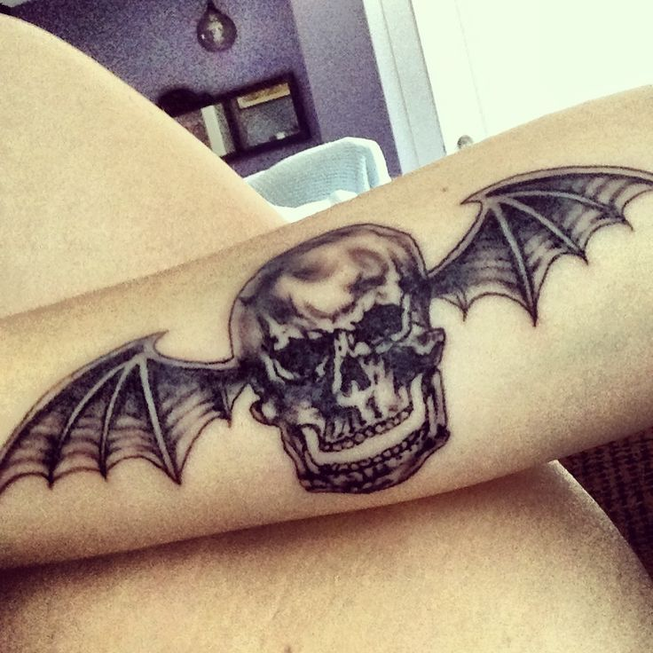 My New Avenged Sevenfold Tattoo Avenged Sevenfold Ideas And Designs