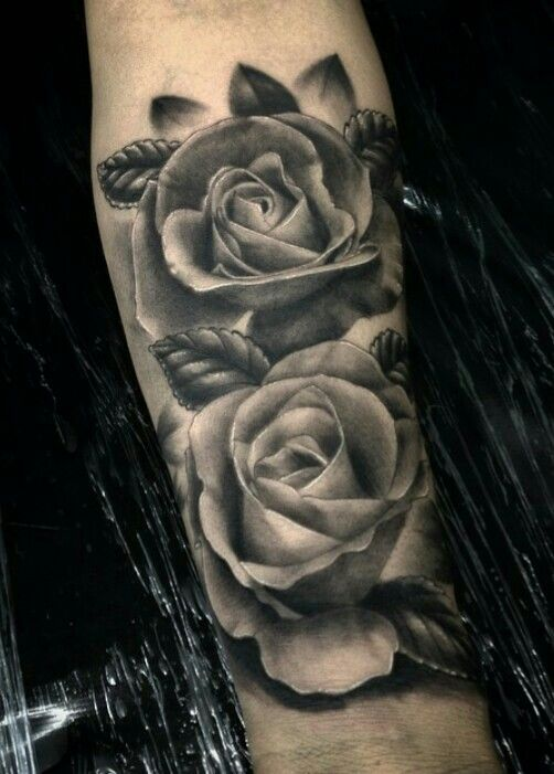 43 Best Images About Black Rose Tattoo On Pinterest Ideas And Designs