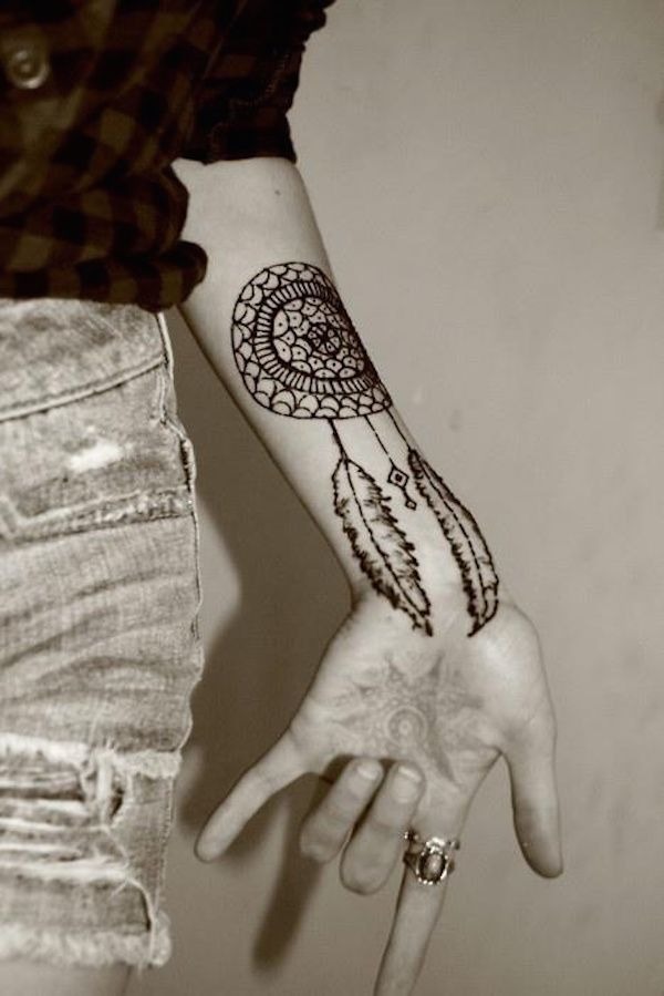 Best 25 Henna Dreamcatcher Ideas On Pinterest Dream Ideas And Designs