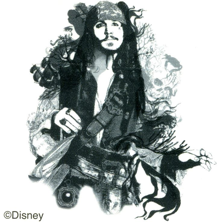 1000 Ideas About Jack Sparrow Tattoos On Pinterest Ideas And Designs
