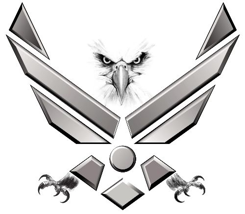 17 Best Ideas About Air Force Tattoo On Pinterest Plane Ideas And Designs