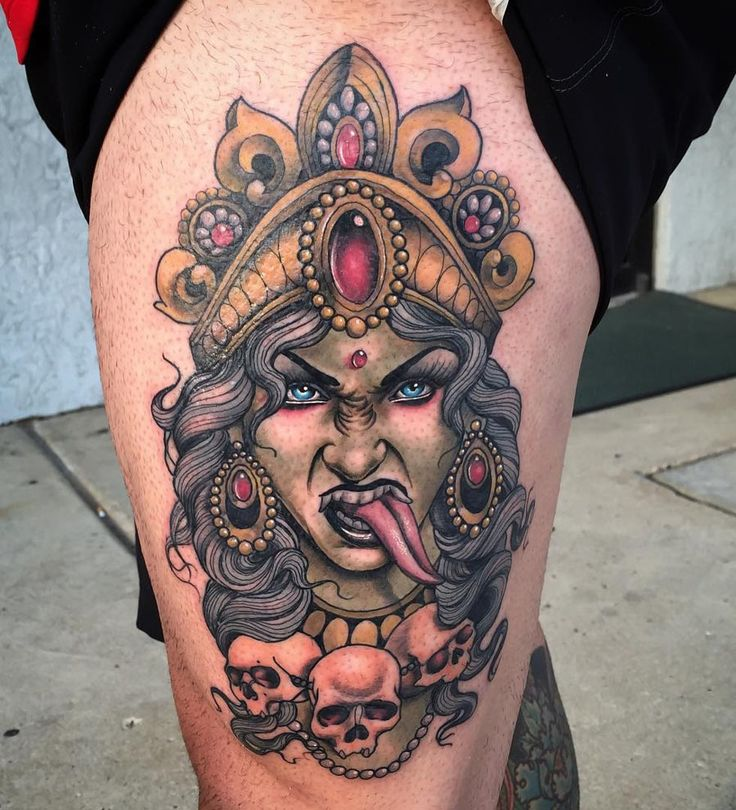 25 Best Ideas About Kali Tattoo On Pinterest Kali Ideas And Designs