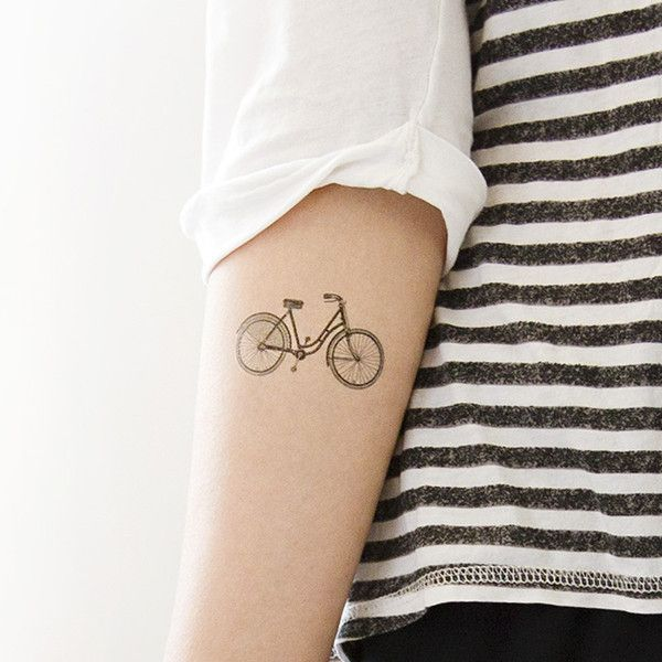 25 Best Ideas About Bicycle Tattoo On Pinterest Bike Ideas And Designs