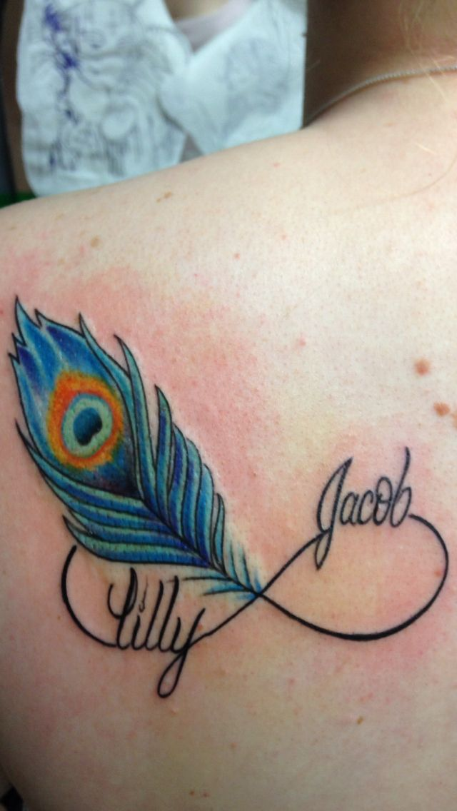 25 Best Infinity Name Tattoo Ideas On Pinterest Ideas And Designs
