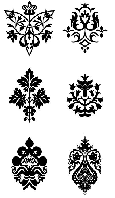 25 Best Damask Patterns Ideas On Pinterest Free Damask Ideas And Designs