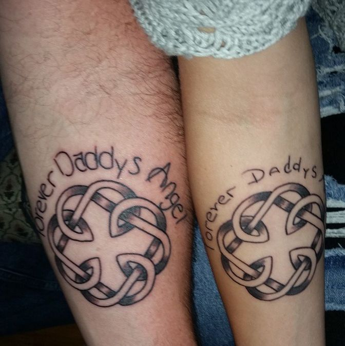 17 Best Ideas About Dad Daughter Tattoo On Pinterest Ideas And Designs
