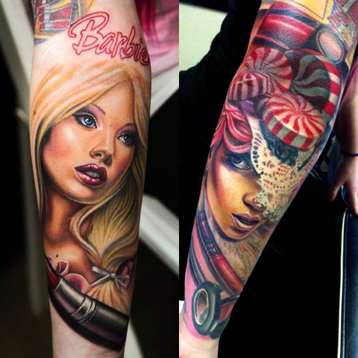 17 Best Ideas About Barbie Tattoo On Pinterest Barbie Ideas And Designs