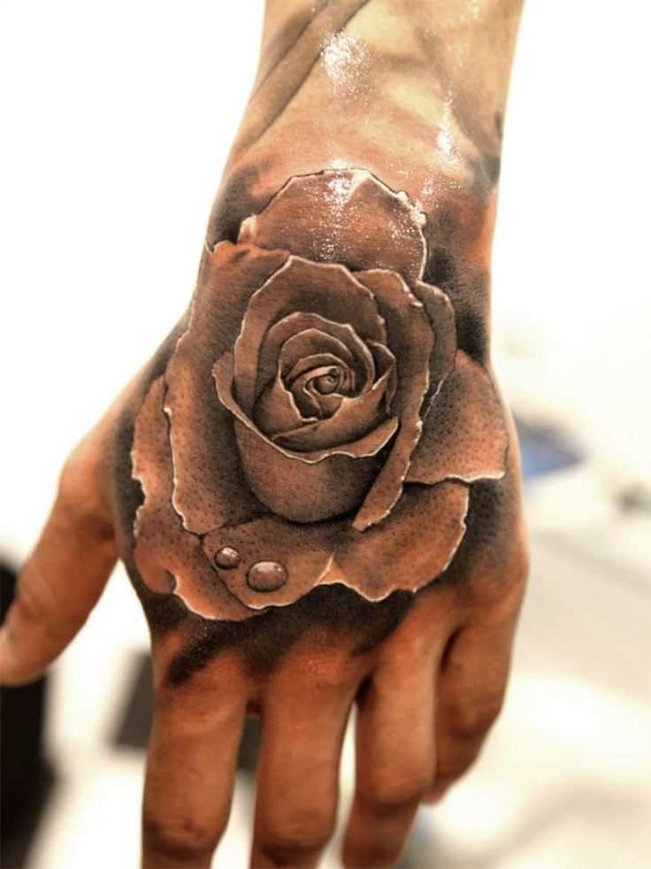 257 Best Images About Rose Tattoos On Pinterest Ideas And Designs