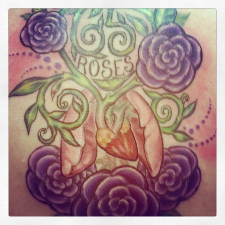 65 Roses Tattoo For My Niece Genevieve Tattoos Pinterest Ideas And Designs