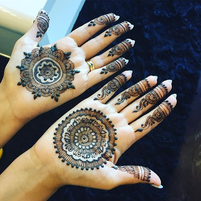 1000 Ideas About Henna On Palm On Pinterest Henna Ideas And Designs