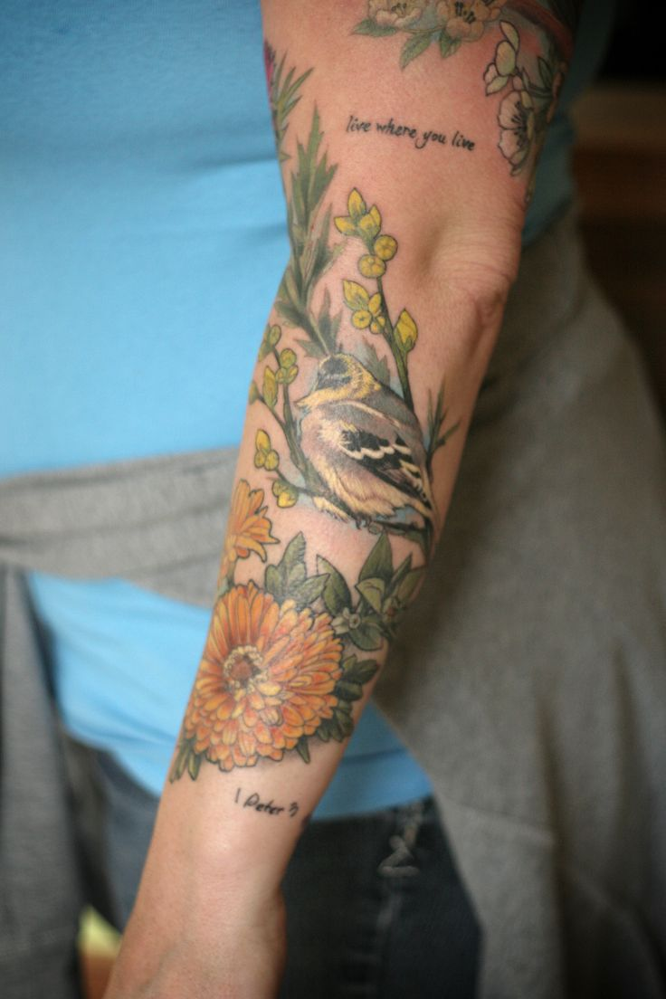 666 Best Images About Botanical Tattoo Ideas On Pinterest Ideas And Designs