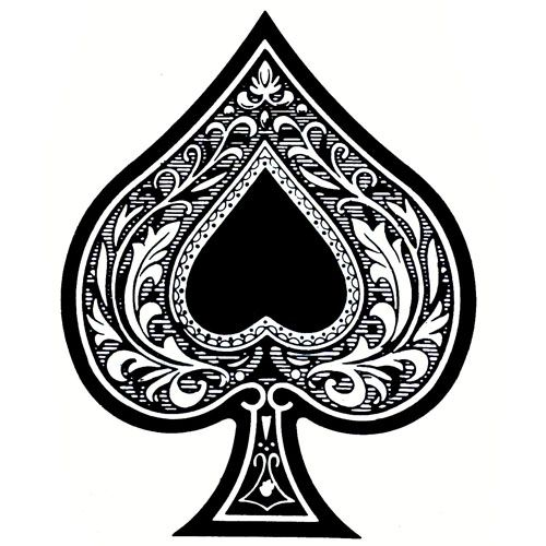 76 Best Images About Ace Of Spades On Pinterest Ace Of Ideas And Designs